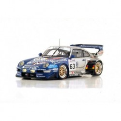 Porsche 911 GT2 63 24 Heures du Mans 1999 Spark S4182