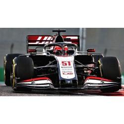 Haas Ferrari VF20 51 F1 Grand Prix d'Abu Dhabi 2020 Pietro Fittipaldi Minichamps 417201751
