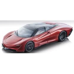 McLaren Speedtail 2019 Orange Met Tecnomodel T43-EX10B