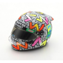 Casque Helmet 1/5 Daniel Ricciardo Renault F1 2020 Spark S5HF044