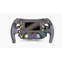 Steering Wheel Volant Mercedes AMG F1 W05 44 F1 2014 Lewis Hamilton Minichamps 247140044