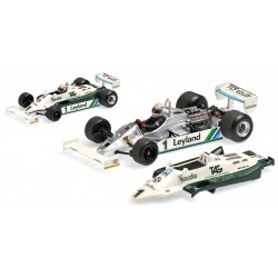 Williams Ford FW07C 1981 Alan Jones Minichamps 400810001