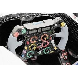 Steering Wheel Volant Mercedes AMG F1 W03 7 F1 2012 Michael Schumacher Minichamps 251120007