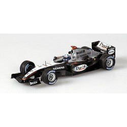 McLaren Mercedes MP4/19 5 F1 2004 David Coulthard Minichamps 530044305