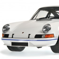 Porsche 911 Carrera RSR 2.7 Blanche 1972 Minichamps 107065020
