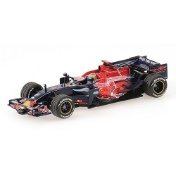 Scuderia Toro Rosso STR3 14 F1 2008 Sebastien Bourdais Minichamps 400080014