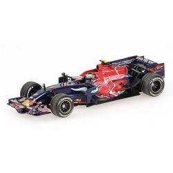 Scuderia Toro Rosso STR3 15 F1 2008 Sebastian Vettel Minichamps 400080015