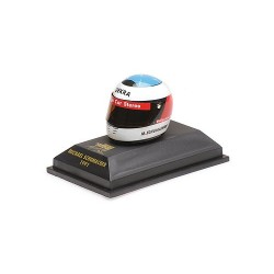 Casque Helmet - First GP 1/10 Michael Schumacher F1 Belgique 1991 Jordan Grand Prix Minichamps 510389132