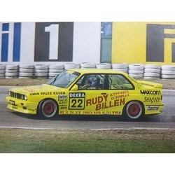 BMW M3 22 DTM 1989 Harald Grohs Minichamps 155892022