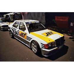 Mercedes Benz 190E 2.5-16 Evo 1 17 DTM 1990 Joerg Van Ommen Minichamps 155903617