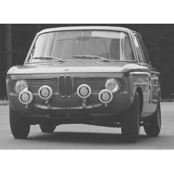 BMW 1800 TISA 5 24 Heures de Spa Francorchamps 1965 Minichamps 155652905