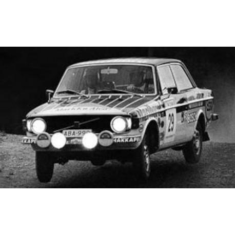 Volvo 142 29 Rallye des 1000 Lacs 1973 Alen - Toivonen IXO RAC343