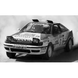 Toyota Celica GT Four ST165 2 Rallye SanRemo 1990 Sainz - Moya IXO 18RMC069A