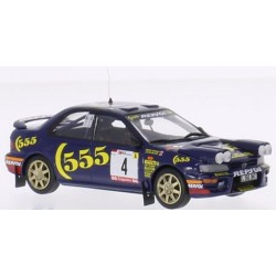 Subaru Impreza 4 Rallye du Portugal 1995 McRae - Ringer Trofeu TRORRAL33