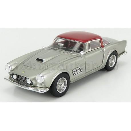 Ferrari 410 Superamerica 2S sn0717SA 1957 Silver Red Metallic Kess Model KE43056181