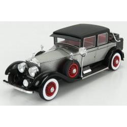 Rolls Royce Silver Ghost Tilbury Sedan by Willoughby Open 1926 Silver Black Kess Model KE43049021