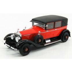 Rolls Royce Silver Ghost Tilbury Sedan by Willoughby 1926 Orange Black Kess Model KE43049020