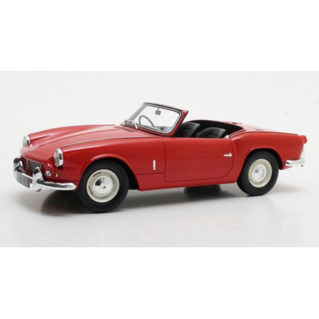 Triumph Spitfire MKII Spider 1970 Red Cult Models CML091-2