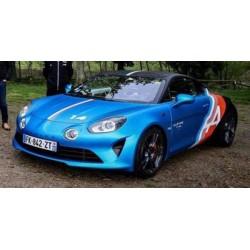 Alpine A110 Trackside n 14 Fernando Alonso 2021 Spark S6591
