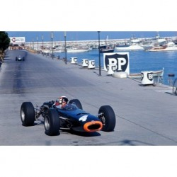 BRM P261 F1 Monaco 1967 Jackie Stewart Spark S4248