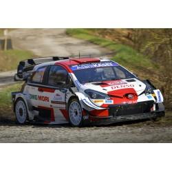 Toyota Yaris WRC 1 Rallye de Croatie 2021 Winner Ogier - Ingrassia Spark S6588