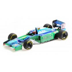 Benetton Ford B194 5 F1 Winner Grand Prix du Canada 1994 Michael Schumacher Minichamps 517940605