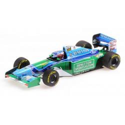 Benetton Ford B194 5 F1 Winner Grand Prix de France 1994 Michael Schumacher Minichamps 517940705