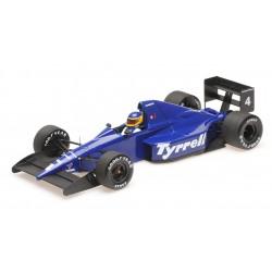 Tyrell Ford 018 4 F1 3ème Grand Prix du Mexique 1989 Michele Alboreto Minichamps 110890304