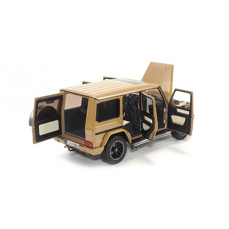 Mercedes AMG G63 W463 Edition Desert Sand Almost Real ALM820605