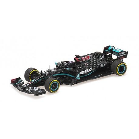Mercedes F1 W11 EQ Performance 44 F1 Winner Styrie 2020 Lewis Hamilton Minichamps 410200244