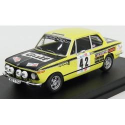 BMW 2002 42 Rallye du Portugal 1973 Asterhag - Gullberg Trofeu TRORRAL107