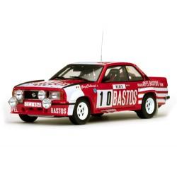 Opel Ascona 400 10 Rallye de Monte-Carlo 1982 Colsoul - Lopes Sunstar SUN5363