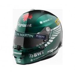 Casque Helmet 1/5 Lance Stroll F1 2021 Aston Martin Spark 5HF065