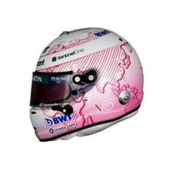 Casque Helmet 1/5 Sebastian Vettel F1 2021 Aston Martin Spark 5HF064