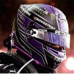 Casque Helmet 1/5 Lewis Hamilton F1 2021 Mercedes Spark 5HF062