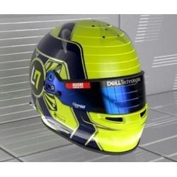 Casque Helmet 1/5 Lando Norris F1 2021 McLaren Spark 5HF054
