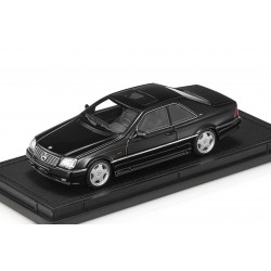 Mercedes Benz Cl 600 7.0 AMG 1998 Black Top Marques TM43-06D