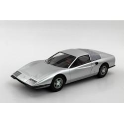 Ferrari P6 Prototype 1968 Silver Top Marques TM43-15B
