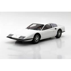 Ferrari P6 Prototype 1968 White Top Marques TM43-15C