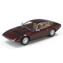 Maserati Khamsin 1973 Bordeaux Metallic Top Marques TOP033F
