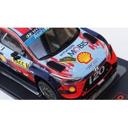 Hyundai i20 Coupe WRC 11 Rallye de Catalunya 2019 T. Neuville - N. Gilsoul IXO 18RMC052A