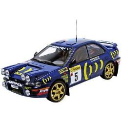 Subaru Impreza 555 5 Rallye de Monte-Carlo 1995 Sainz - Moya Sunstar SUN5503