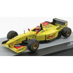 Jordan 196 11 F1 Grand Prix d'Europe 1996 Rubens Barrichello Edicola F1BRACOL039-30535