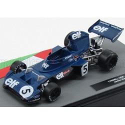 Tyrrell 006 5 F1 World Champion 1973 Jackie Stewart Edicola FORMULA1AUTOCOL022-69