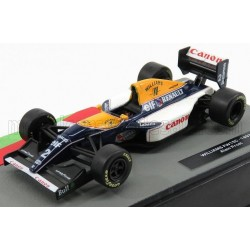 Williams Renault FW15 2 F1 World Champion 1993 Alain Prost Edicola FORMULA1AUTOCOL008-6