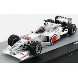 Bar 002 Honda 23 F1 Grand Prix d'Italie 2000 Ricardo Zonta Edicola F1BRACOL018-51585