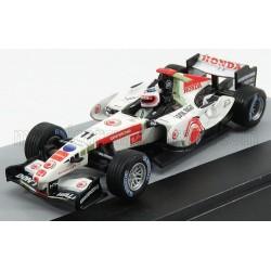Honda RA106 11 F1 Grand Prix d'Italie 2006 Rubens Barrichello Edicola F1BRACOL013-25877