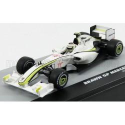 Brawn GP BGP001 23 F1 Grand Prix d'Australie 2009 Rubens Barrichello Edicola F1BRACOL007-51588