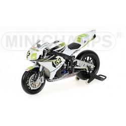 Honda CBR 1000 RR Fireblade 52 WSBK Superbike 2007 James Toseland Minichamps 122071252