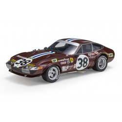 Ferrari 365 GTB/4 Daytona 4.4L V12 38 24 Heures du Mans 1972 9ème Top Marques TOP114B